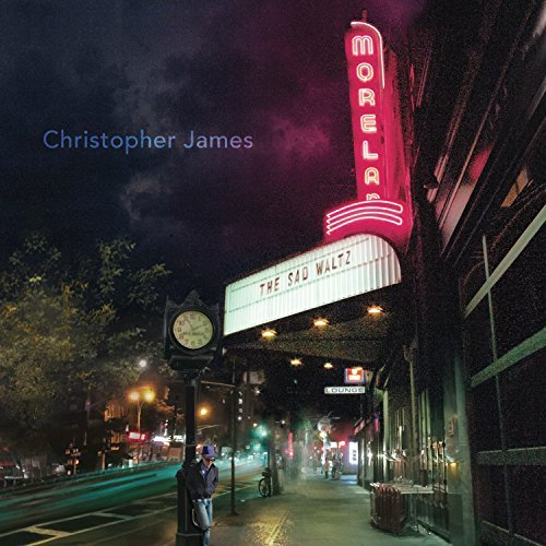 Christopher James exploratory music