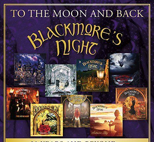 Ritchie Blackmore guitar Candice Night age
