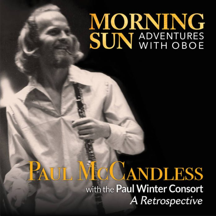 Paul McCandless jazz oboe reeds