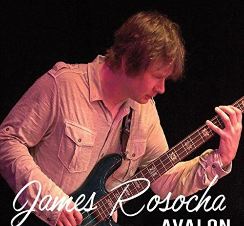James Rosocha heavy original funky jazz