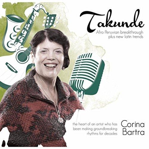 Corina Bartra sultry Latin jazz vocals