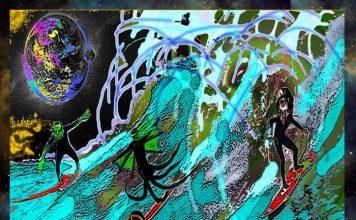 Moon Men challenging experimental structured improvisation