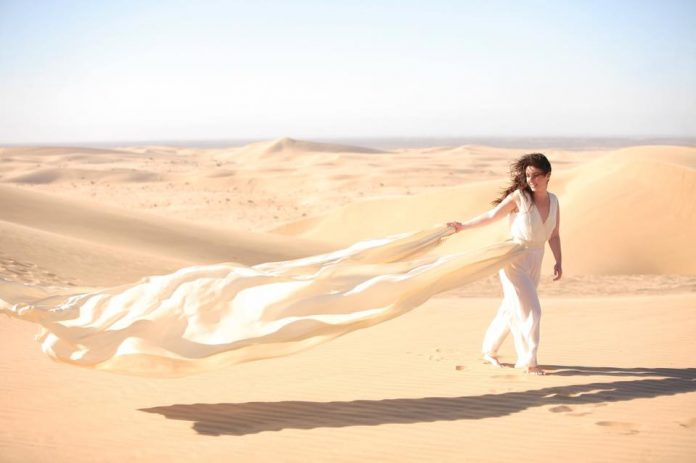 Miriam Tamar exciting rhythmic video