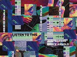 Judi Silvano & Bruce Arnold challenging intuitive jazz guitar vocal duo