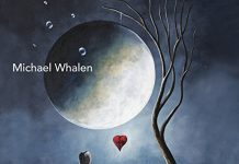 Michael Whalen beautiful ambient piano, synth and electronics