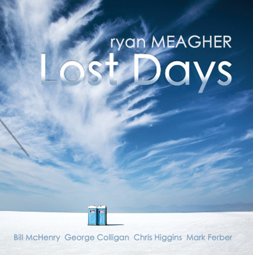 Ryan Meagher mighty hip swingin jazz album