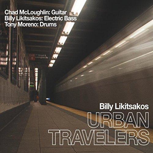 Billy Likitsakos sweet bass-led jazz trio debut