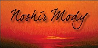 Noshir Mody fresh uplifting guitar-led jazz sextet