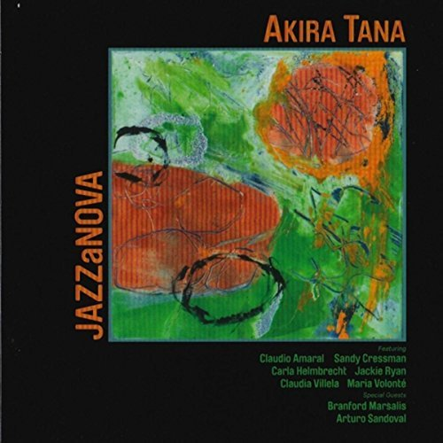 Akira Tana spirited Brazilian jazz