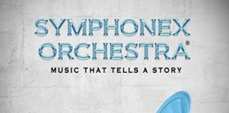 Glorious genre bending musical stories Symphonex Orchestra