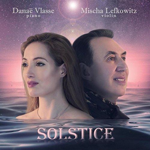 Danae Vlasse enchanting piano violin transition portraits