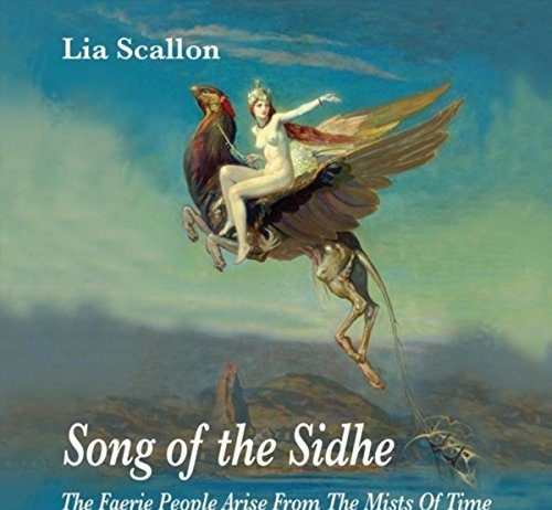 Lia Scallon holistic healing magic music