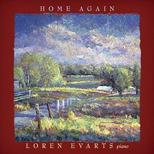 Joyful contemporary piano Loren Evarts