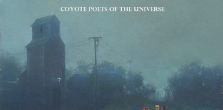 Fresh fiery full force musical journey Coyote Poets of the Universe