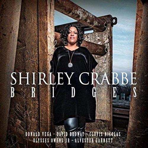 Eclectic exquisite jazz vocals Shirley Crabbe
