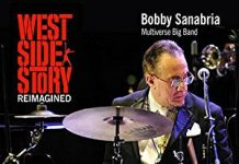 Wondrous audio visualizations Bobby Sanabria Multiverse Big Band
