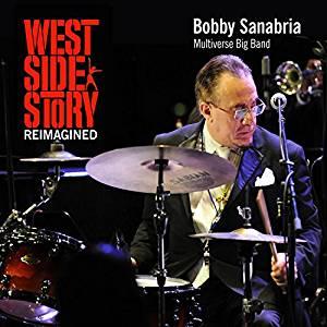Wondrous audio visualizations Bobby Sanabria Multiverse Big Band