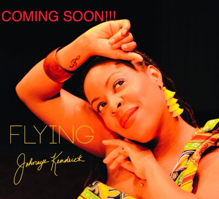 Fresh creative jazz vocal excitement Johnaye Kendrick
