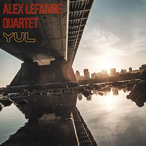 Intriguing high energy modern jazz originals Alex Lefaivre