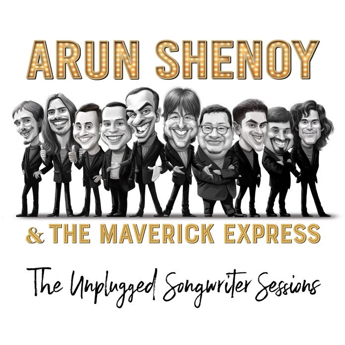 Intimate exciting energy Arun Shenoy and the Maverick Express