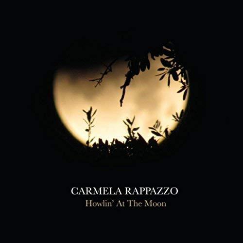 Highly creative jazz vocals Carmela Rappazzo