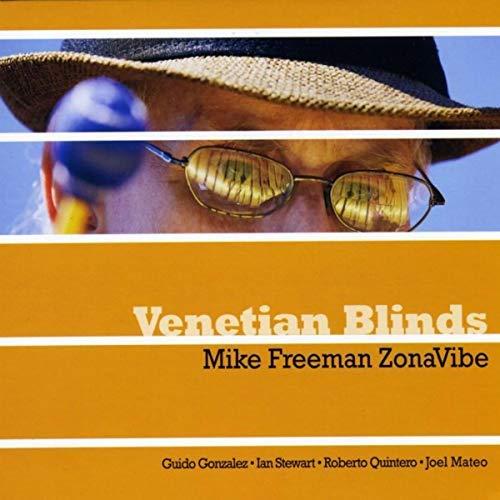 High-talent masterful vibraphone jazz Mike Freeman ZonaVibe