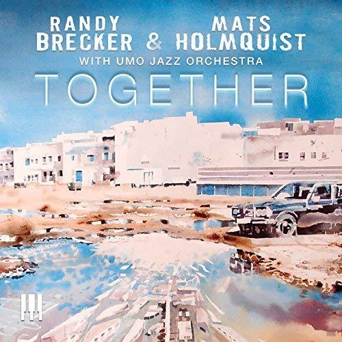 Stimulating exciting jazz Randy Brecker & Mats Holmquist, f/UMO Jazz Orchestra