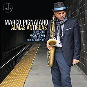 Rich dark toned romantic jazz Marco Pignataro