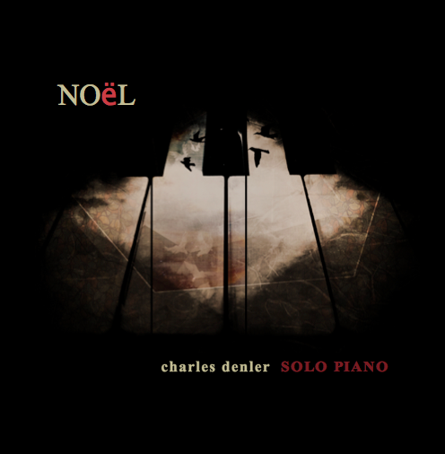 Resonant shimmering seasonal piano Charles Denler