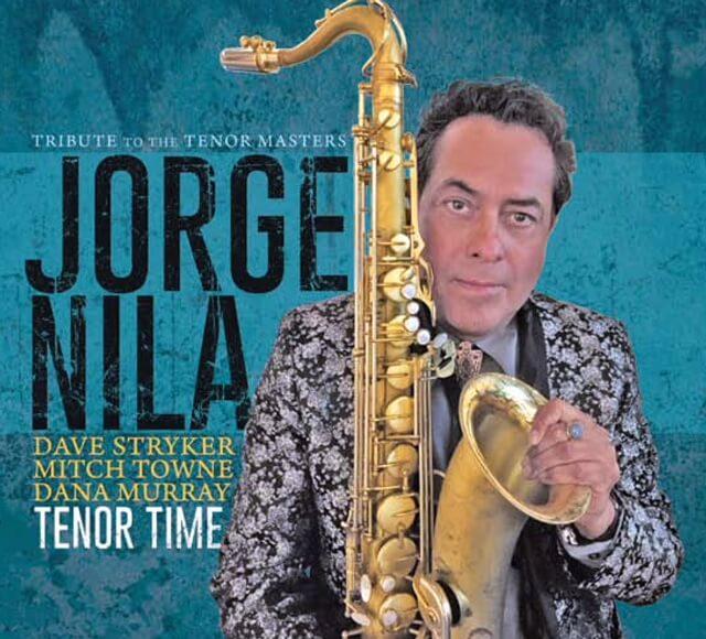 Highly entertaining jazz tribute to tenor sax masters Jorge Nila