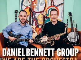 Amazing duo layered orchestral magic Daniel Bennett Group