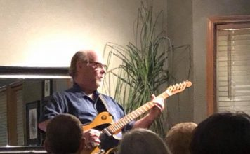 Superbly entertaining guitar mastery Eric Tingstad