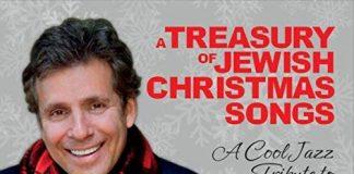 Sensitive Jewish Christmas jazz vocals Jake Ehrenreich with The Roger Kellaway Trio