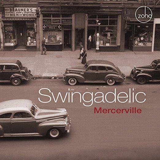 Swinging jazz dance