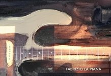 * contemporaryfusionreviews FabriziolaPiana beautiful guitar *
