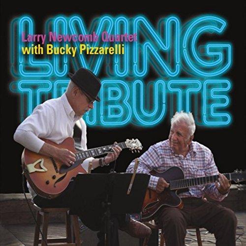 * thelarrynewcombquartet legendary jazz guitar *