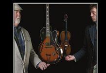 Michael Hurdle & Paul Anderson magical guitar Scottish fiddle