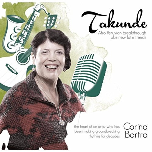 Corina Bartra sultry Latin jazz vocals