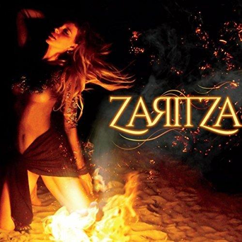 Zaritza passionate energetic electropop