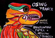 Banyuwangi Putra with Arrington de Dionyso truly exciting world music