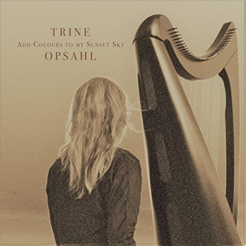 Trine Opsahl haunting harp vocal works