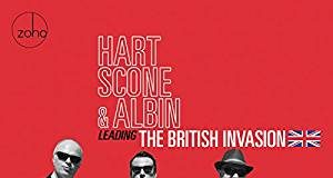 Hart, Scone, & Albin fascinating jazz ensemble
