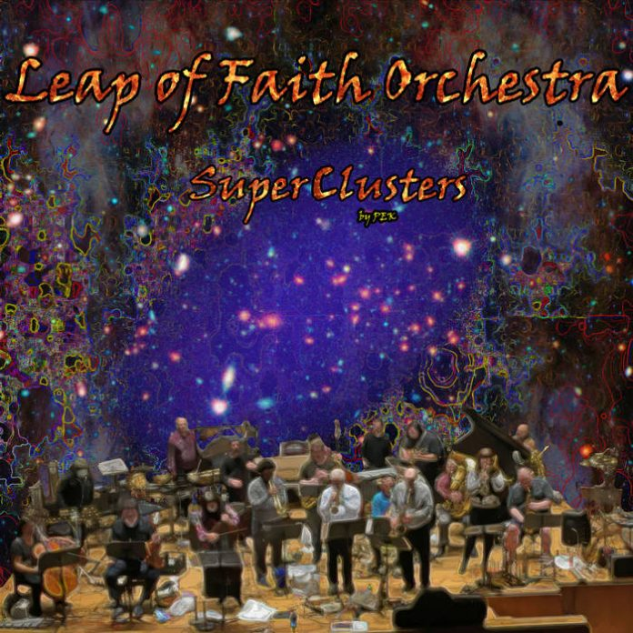 Leap of Faith Orchestra brilliantly bizarre improvised ensemble