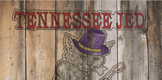 Tennessee Jed soulful cutting-edge Americana
