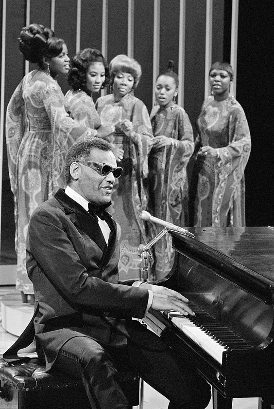 Looking Back at Ray Charles