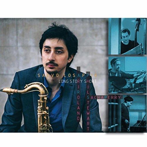 Salvo Losappio thrilling passionate saxophone jazz