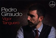 Pedro Giraudo exciting tantalizing tango jazz