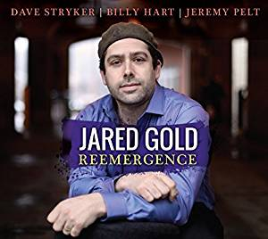 Jared Gold hoppin' Hammond B3 jazz