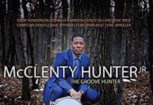 McClenty Hunter hip groove filled jazz