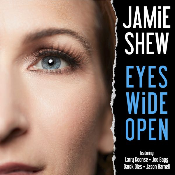 Inspiring high energy jazz vocals Jamie Shew